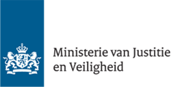 logo inhuur Ministerie van Justitie en Veiligheid